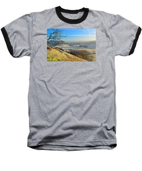 Dryslwyn 1 Baseball T-Shirt