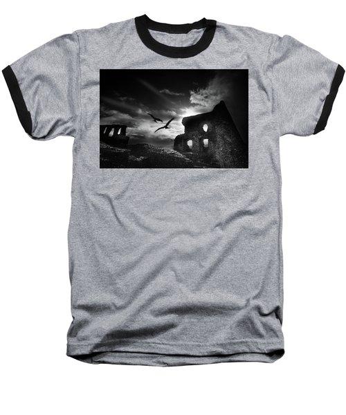 Dryslwyn Castle 3b Baseball T-Shirt