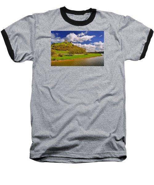 Dryslwyn Casle 1 Baseball T-Shirt