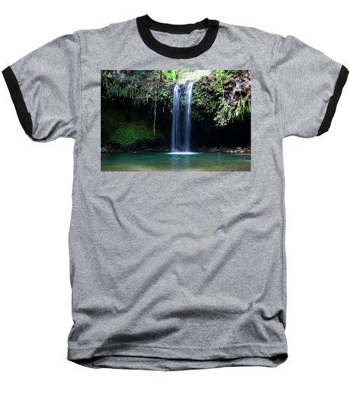 Dual Falls Baseball T-Shirt