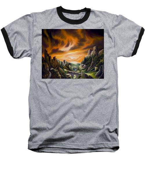 Duallands Baseball T-Shirt