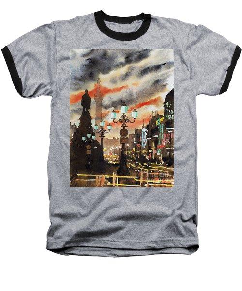 Dublin... The Ghost Of Nelson Baseball T-Shirt
