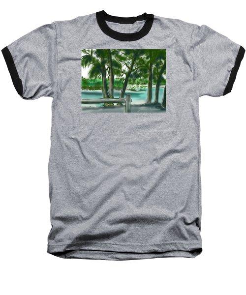 Dubois Park Lagoon Baseball T-Shirt