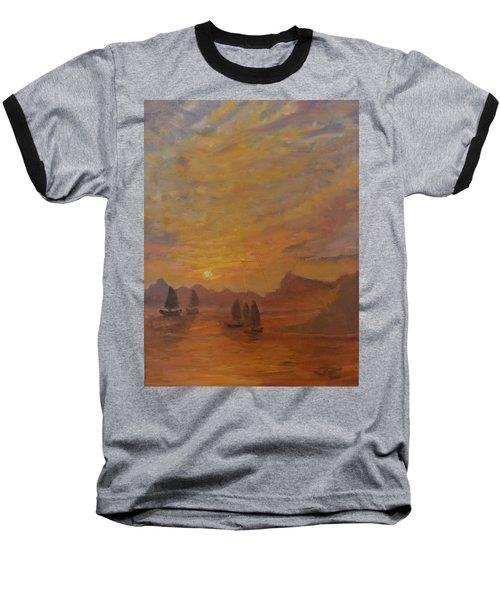 Dubrovnik Baseball T-Shirt