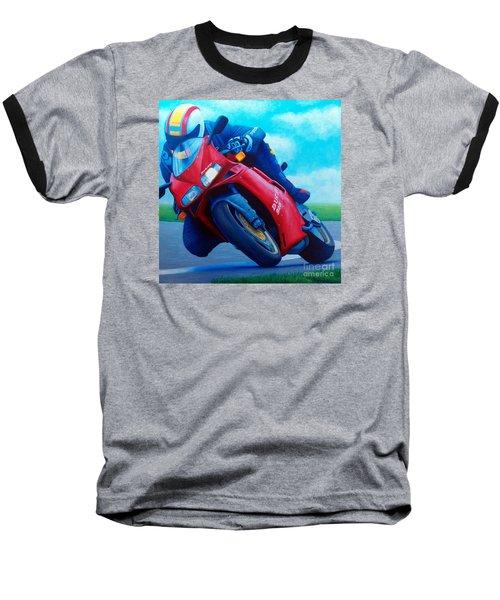 Ducati 916 Baseball T-Shirt