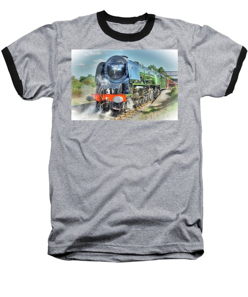 Duchess At Butterley Station Baseball T-Shirt