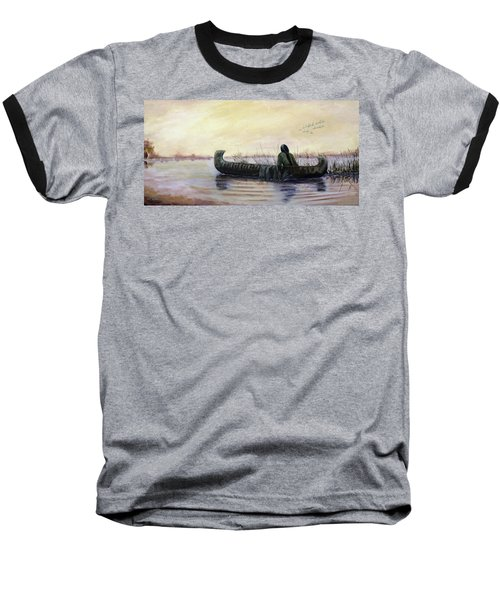 Duck Hunter Baseball T-Shirt