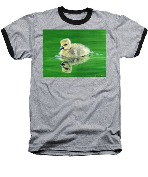 Duckling Baseball T-Shirt