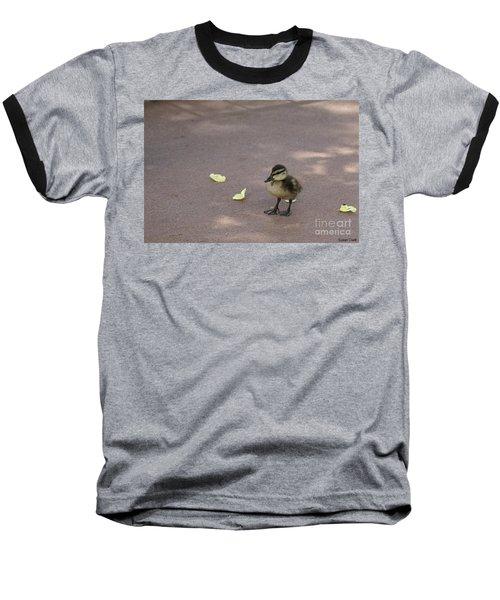 Duckling Baseball T-Shirt