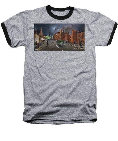 Dudley, Capital Of The Black Country Baseball T-Shirt