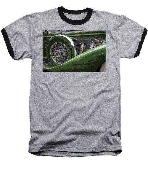 Baseball T-Shirt featuring the photograph Duesenberg by Jim Mathis