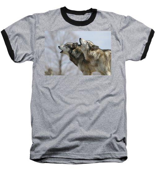 Duet Howl Baseball T-Shirt