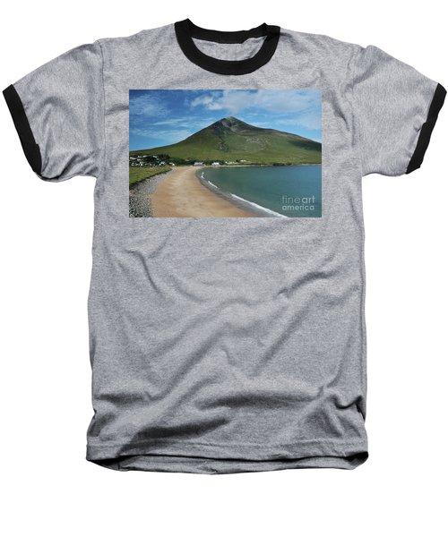 Dugort Beach Achill Baseball T-Shirt