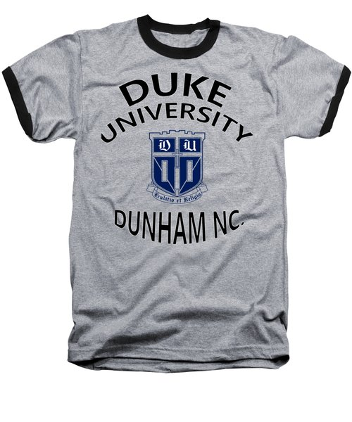 Duke University Dunham N C  Baseball T-Shirt