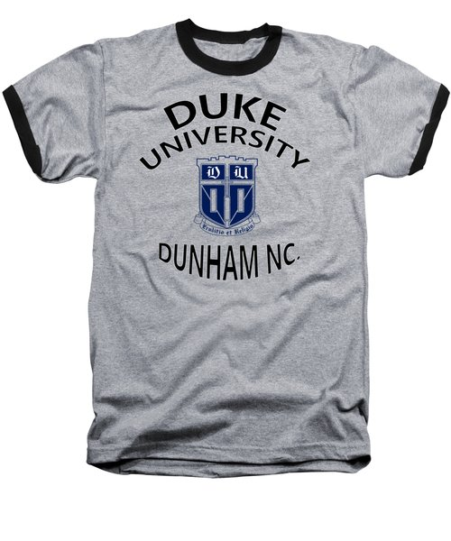 Duke University Dunham N C  Baseball T-Shirt