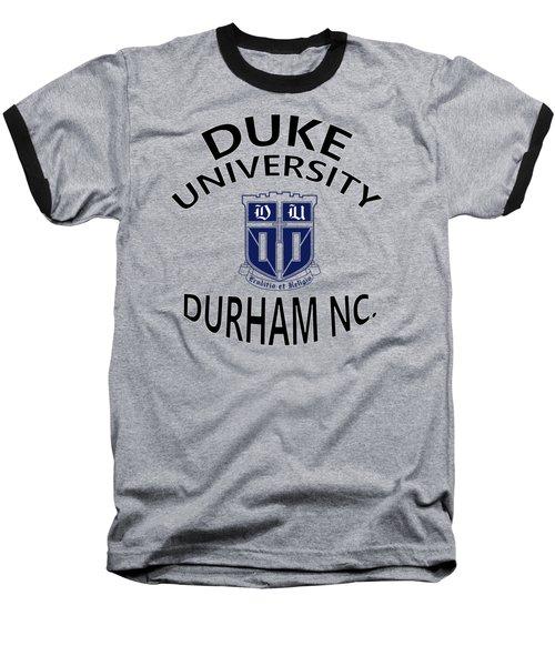 Duke University Durham Nc Baseball T-Shirt