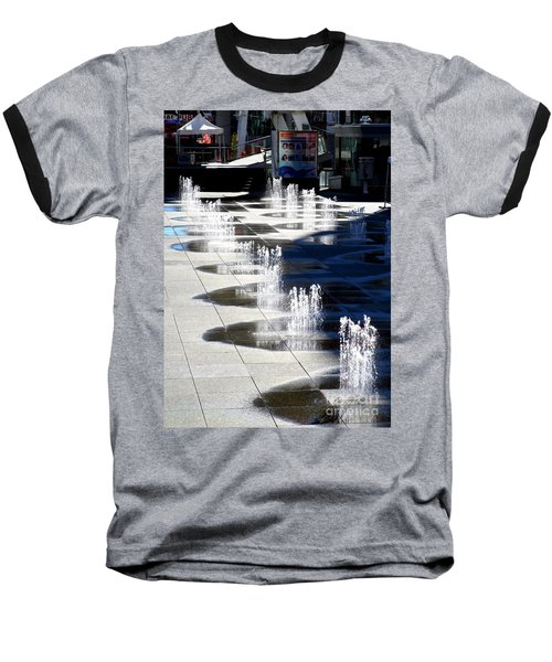 Dundas Square 1 Baseball T-Shirt