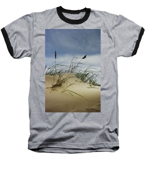 Dune And Beach Grass Baseball T-Shirt