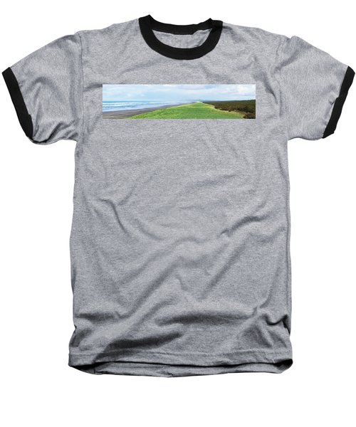 Dune At Fort Stevens Baseball T-Shirt
