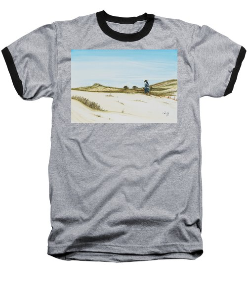 Dune Walker Province Lands Baseball T-Shirt