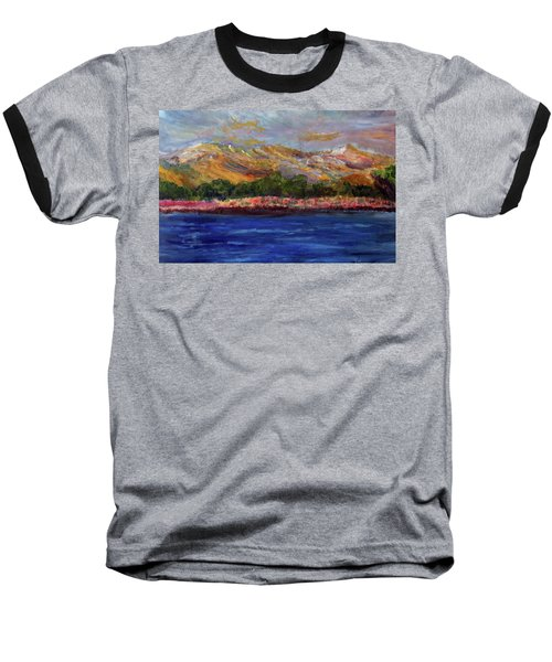 Dunes At Pilgrim Lake Baseball T-Shirt