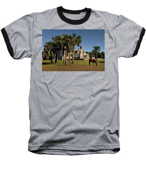 Baseball T-Shirt featuring the photograph Dungeness  by Jessica Brawley