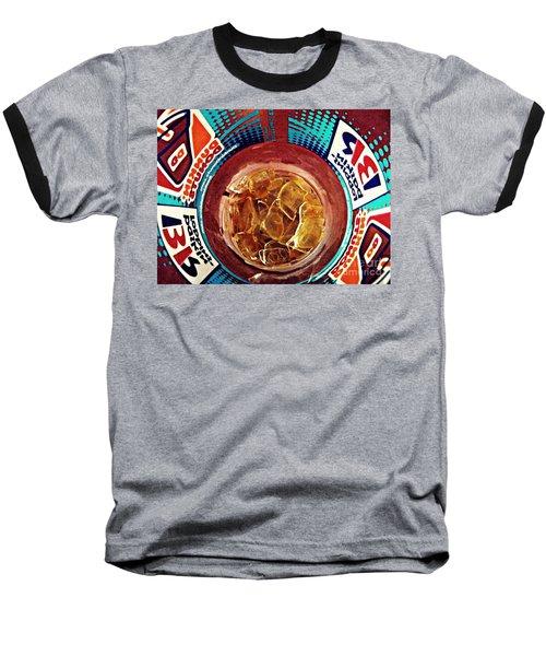 Dunkin Ice Coffee 19 Baseball T-Shirt