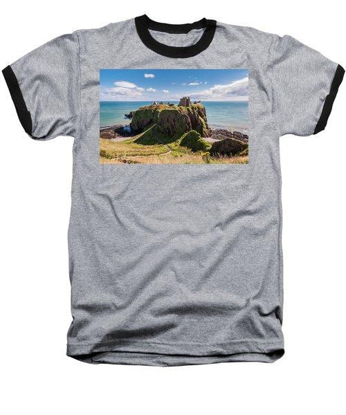 Dunnotar Castle Baseball T-Shirt