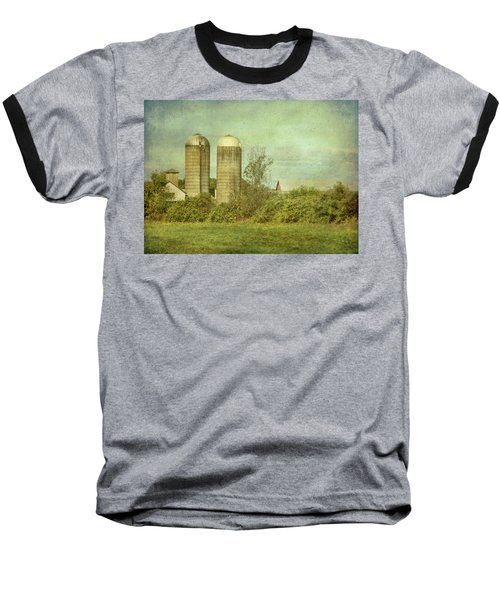 Duo Silos  Baseball T-Shirt