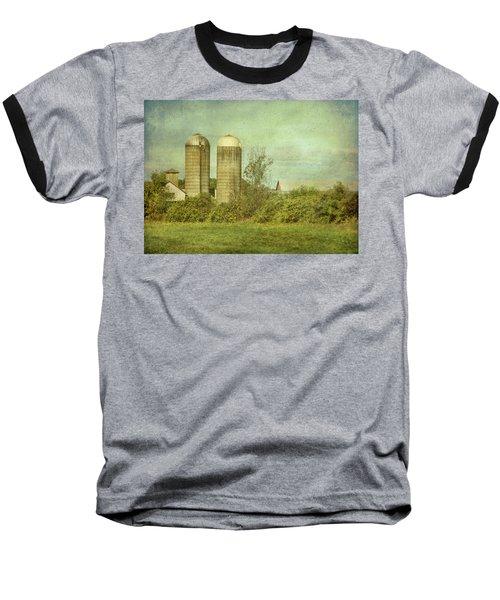 Duo Silos  Baseball T-Shirt