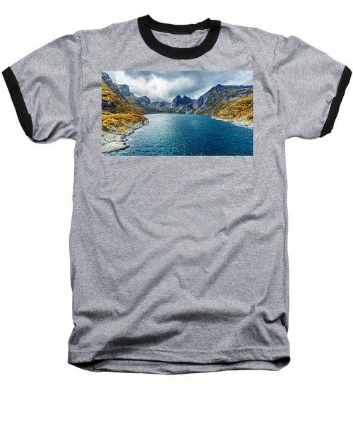 Dupfjorden Baseball T-Shirt