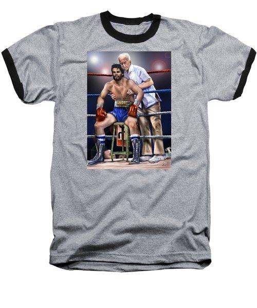 Duran Hands Of Stone 1a Baseball T-Shirt