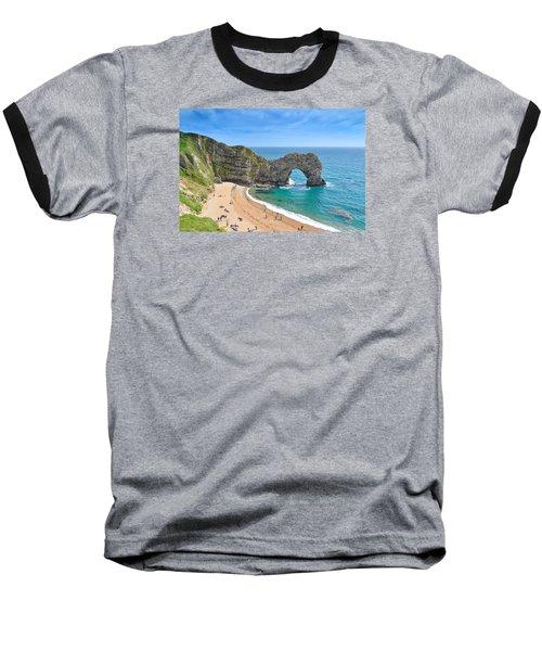 Durdle Door 2 Baseball T-Shirt