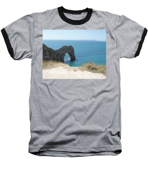 Durdle Door Photo 3 Baseball T-Shirt