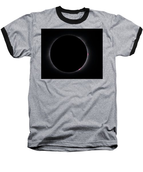 Totality Baseball T-Shirt