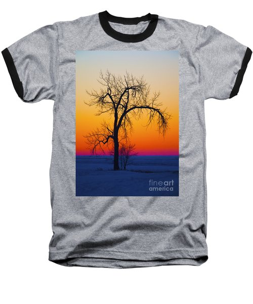 Dusk Surreal.. Baseball T-Shirt