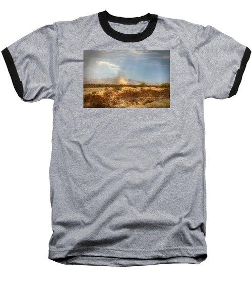 Dust Devil Baseball T-Shirt