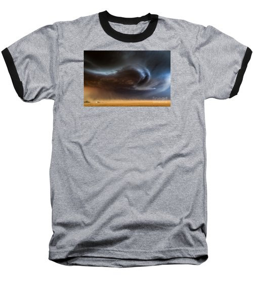 Dust Storm Baseball T-Shirt