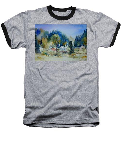 Dutch Flat Hamlet #2 Baseball T-Shirt