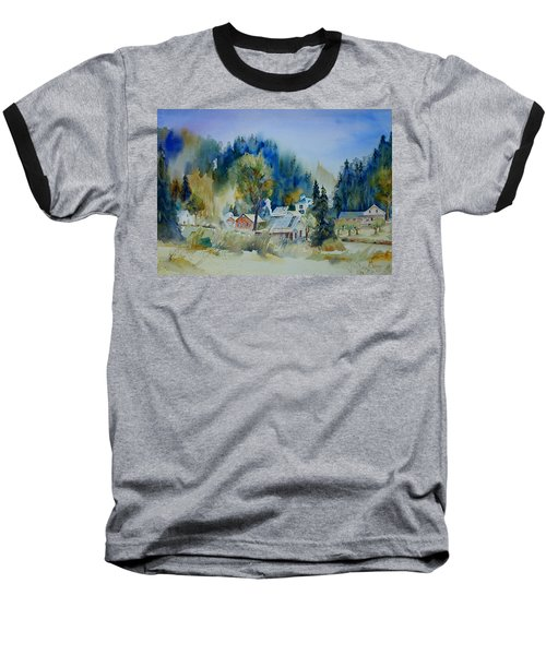 Dutch Flat Hamlet #2 Baseball T-Shirt