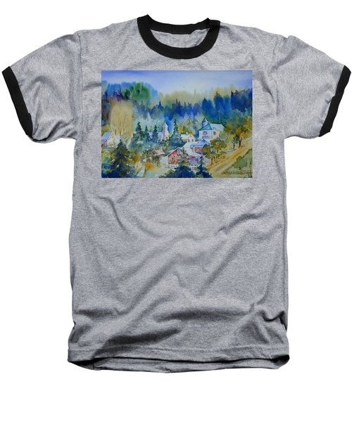 Dutch Flat Hamlet#3 Baseball T-Shirt