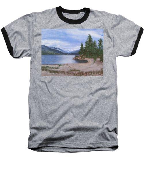 Dutch Harbour, Kootenay Lake Baseball T-Shirt