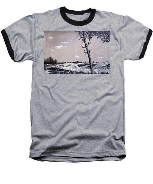 Dutch Heathland Baseball T-Shirt