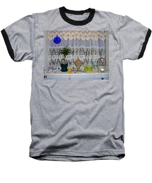 Dutch Lace Baseball T-Shirt