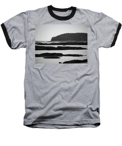 Dwon East Maine  Baseball T-Shirt by Trace Kittrell