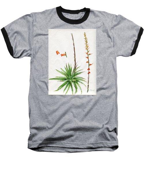 Dyckia Platyphylla Baseball T-Shirt
