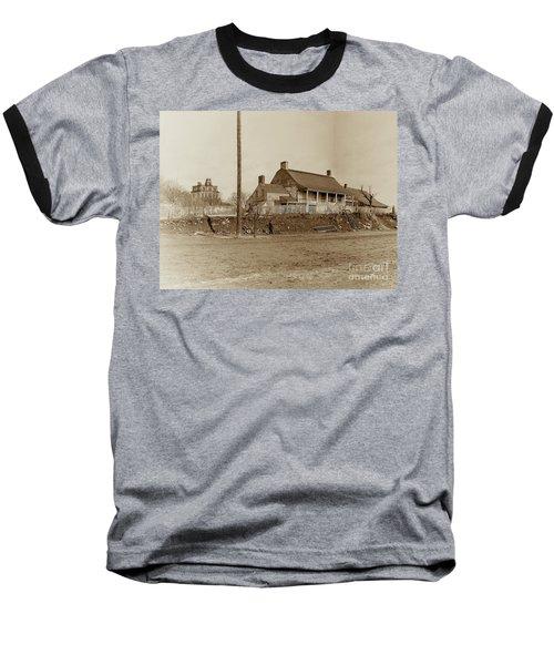 Dyckman House  Baseball T-Shirt