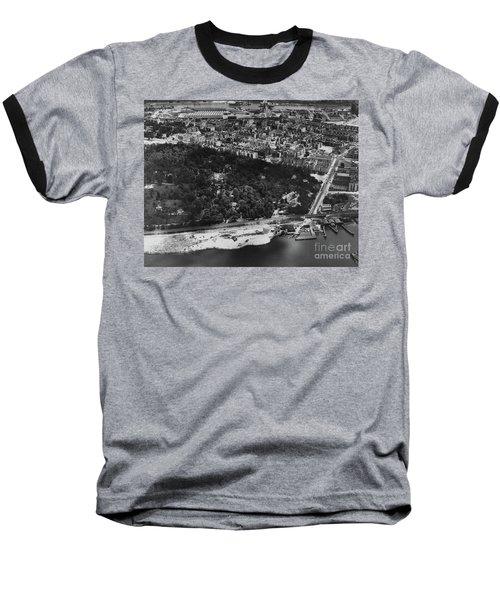 Dyckman Street Ferry, 1935 Baseball T-Shirt