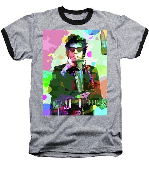 Dylan In Studio Baseball T-Shirt