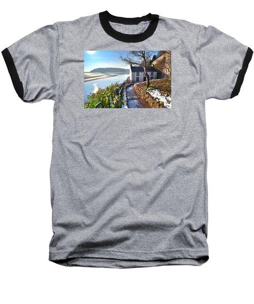 Dylan Thomas Boathouse 1 Baseball T-Shirt